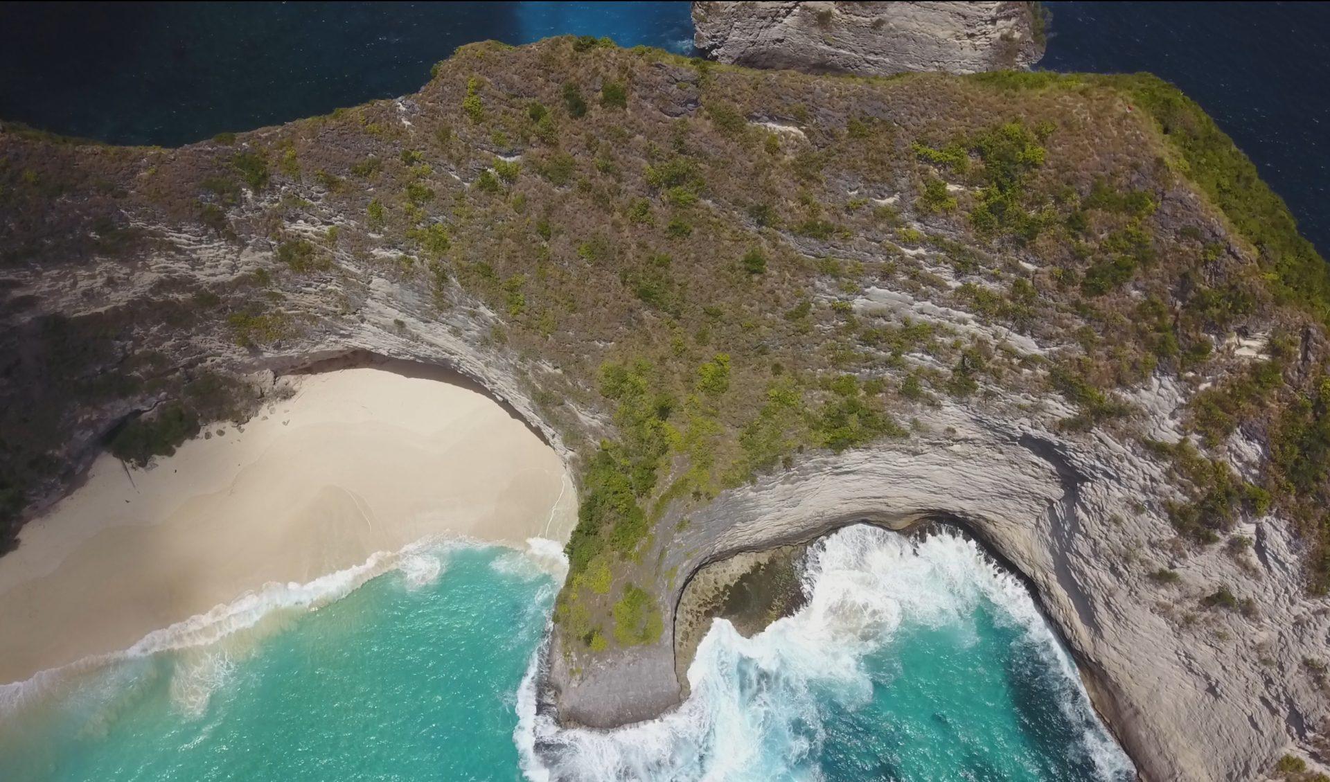 Kelinking desde nuestro dron