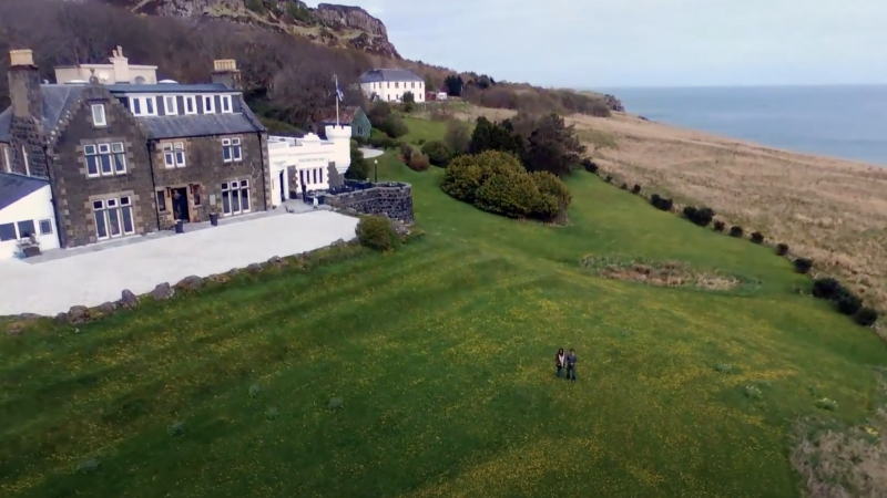 Flodygarry hotel Isla de Skye