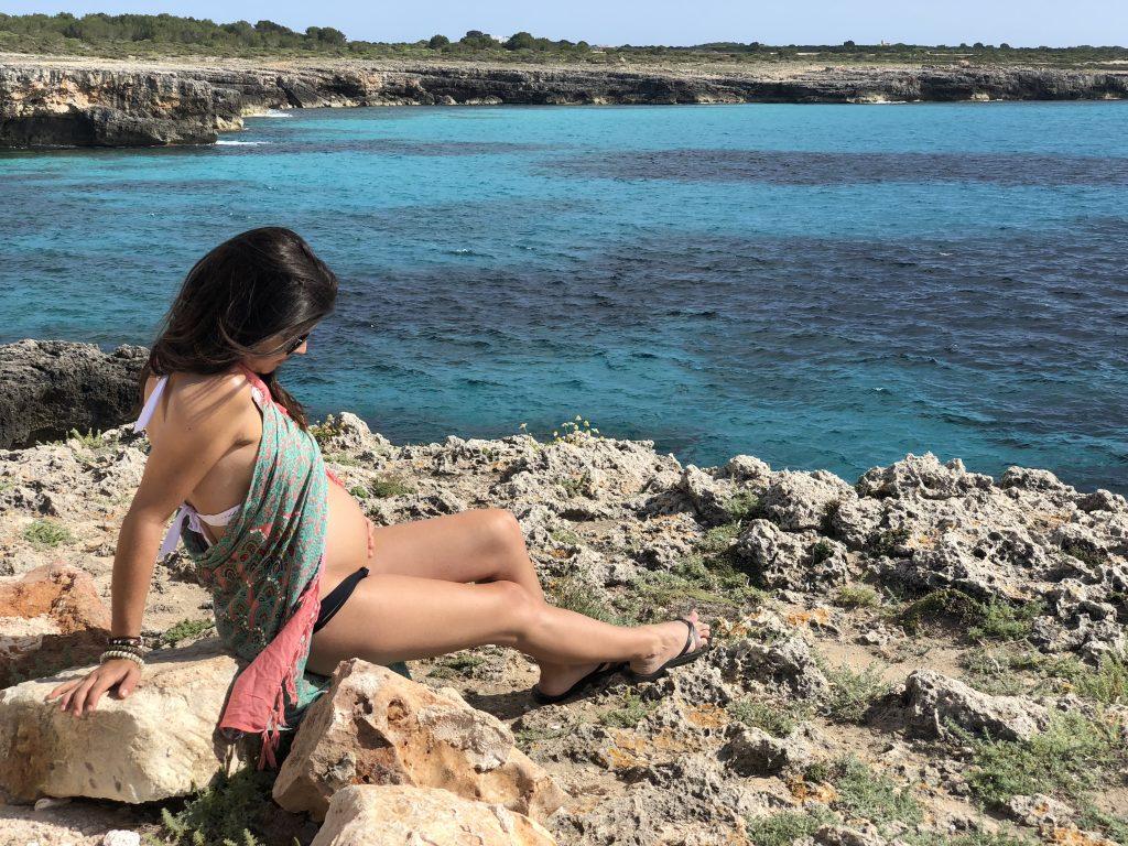 Costa sur menorca